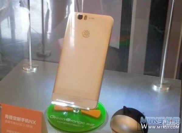 Green Orange NX   втоторой 8 ми ядерный смартфон