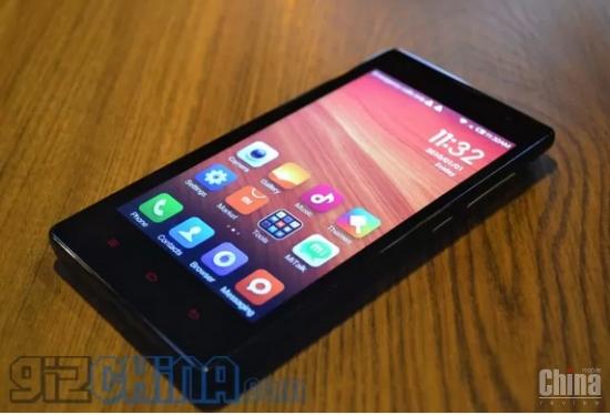 Сегодня в продажу поступит WCDMA версия Xiaomi Red Rice