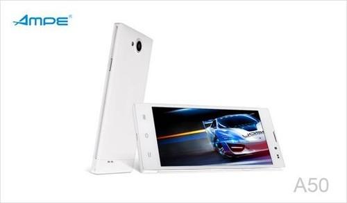 AMPE A50   китайский смартфон с AMOLED дисплеем