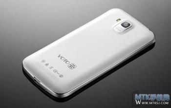 VOTO V5 - смартфон с 4-ядерным процессором и 5-дюймовым HD дисплеем всего за $ 130