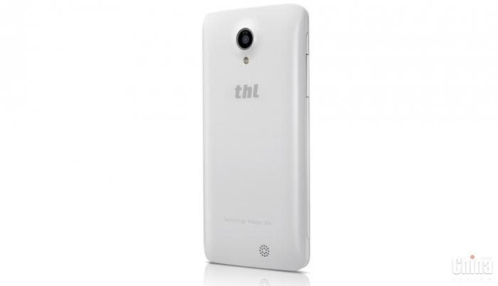 Больше изображений молодежного смартфона THL T5