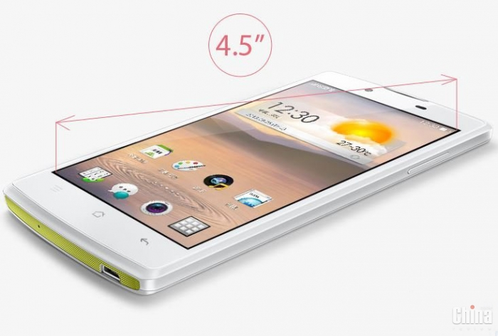 Oppo R831T - бюджетный смартфон для поклонников по цене $180