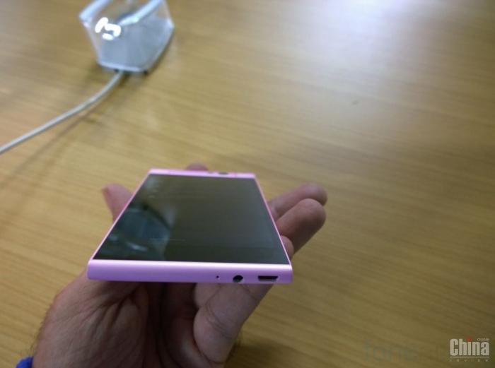 Gionee в Индии представила мини-версию Elife E7 mini