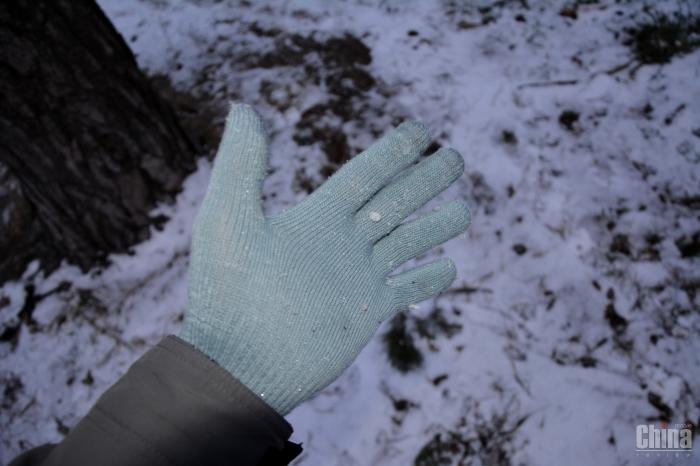 iGlove: перчатки для сенсорных экранов