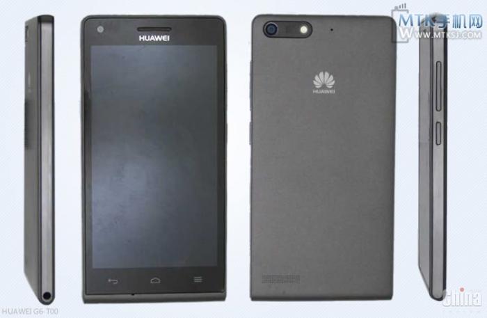 Huawei G6 - бюджетная альтернатива Huawei P6