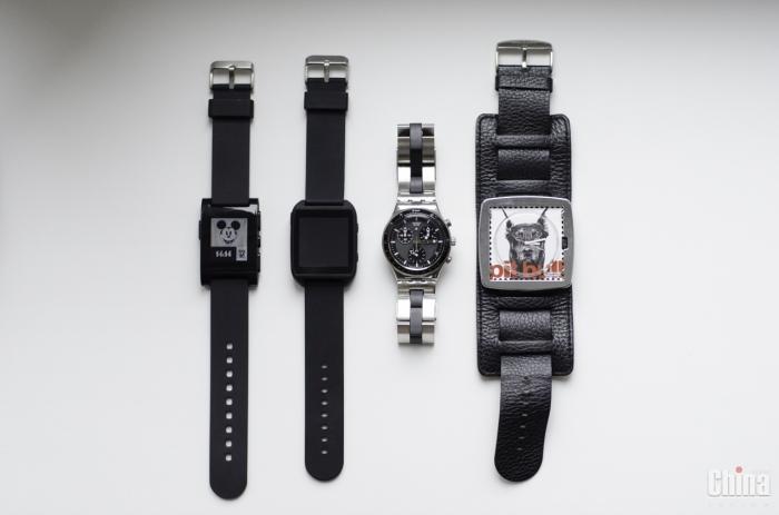 Обзор SmartQ W1 Z Watch. Полноценный Android в формате смартчасов