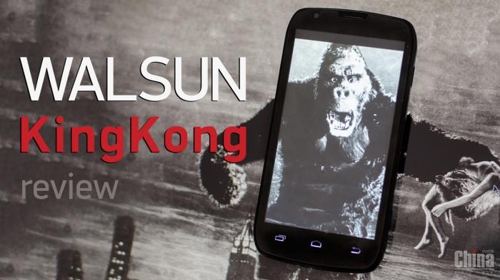WALSUN Kingkong — бюджетный долгожитель не без компромиссов