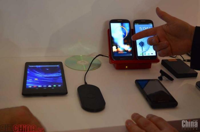 Смартфон на базе Mediatek MT6595 с поддержкой 4G LTE показали на MWC