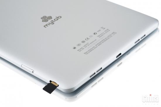 MYTAB U55GT - бюджетный 7,85-дюймовый планшет с 3G и GPS