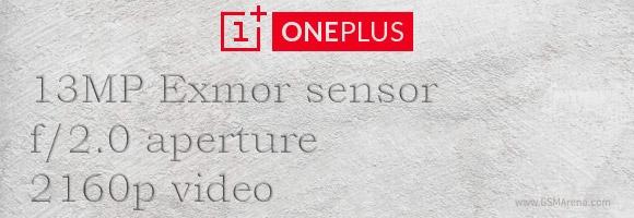 OnePlus One   получит новейшую 13Мп камеру Sony Exmor IMX214