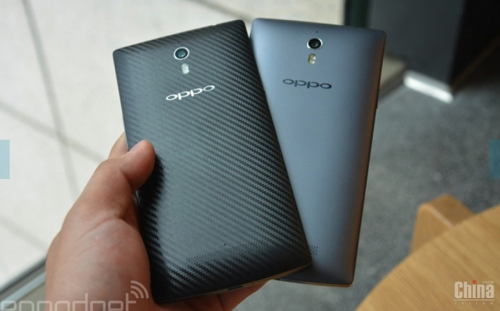 Фотообзор Oppo Find 7