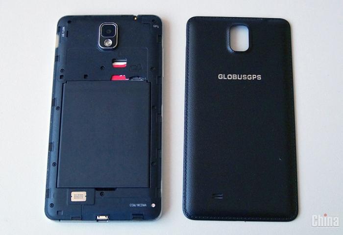 Обзор смартфона GlobusGPS GL-900 VIP