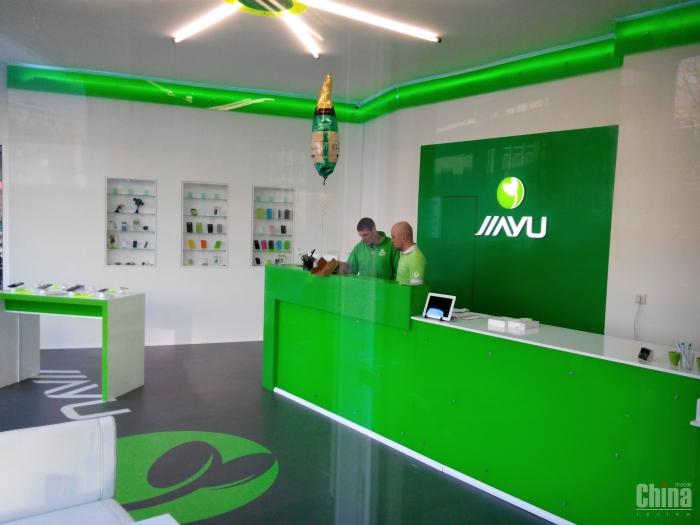 Официальный магазин JiaYu появился в Германии (фото)