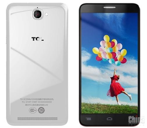 Смартфон TCL S720T поступил в продажу