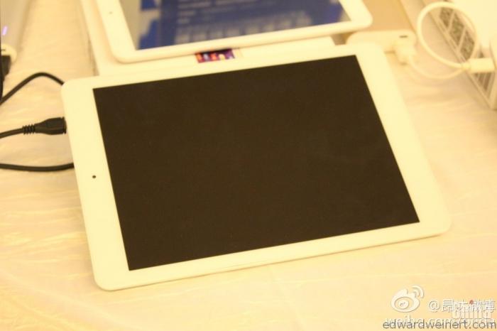 Представлены Android-планшеты Onda V975i и Onda V819i на базе Intel Atom Bay Trail-Z