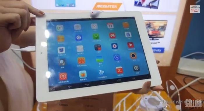 MediaTek представила рабочие прототипы смартфонов на базе MT6595 (видео)