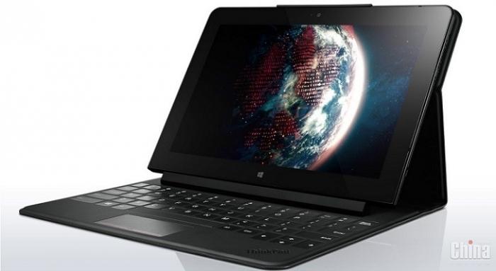 Lenovo ThinkPad 10 - бизнес-планшет на базе Intel Atom и с ОС Windows 8.1