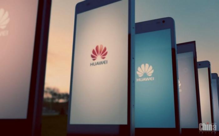 Huawei Ascend P7 на видео