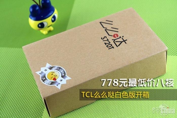 Подробный фотообзор бюджетного TCL 720T
