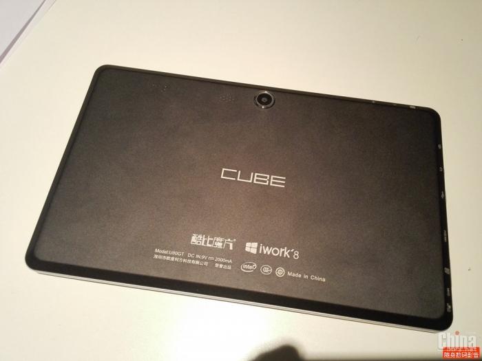 8-дюймовый Windows-планшет Cube iWork8