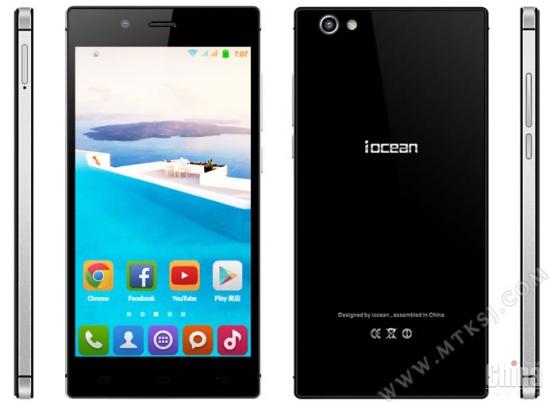 Характеристики iOcean X8 Mini