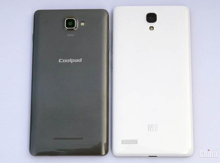 Обзор Xiaomi Redmi Note vs CoolPad 7320