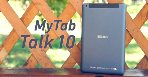 Видеообзор планшета CUBE Talk10 U31GT