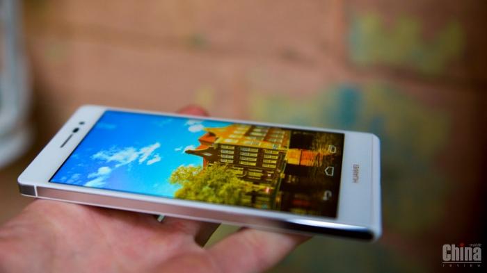 Обзор Huawei P7. Лучше и больше