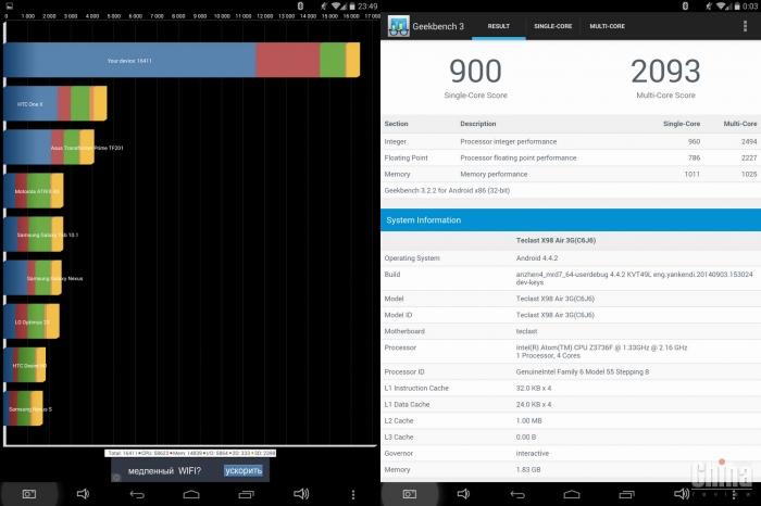 Обзор планшета Teclast X98 Air 3G