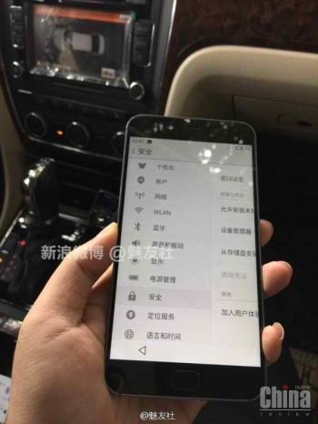 Реальные фото Meizu MX4 Pro