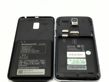 Обзор смартфона Lenovo A806