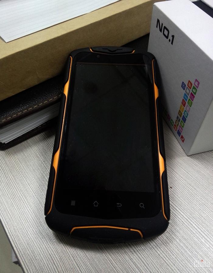 No.1 представляет ударопрочный смартфон X-men X1