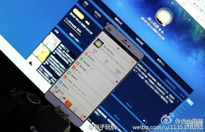 Черная версия нового флагмана Xiaomi