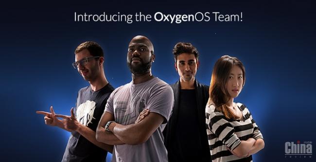 Скриншот интерфейса OxygenOS