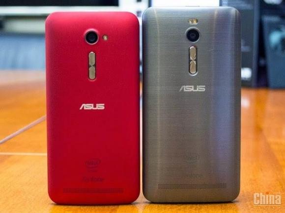 5-дюймовая версия Asus Zenfone 2