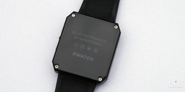 Обзор смартчасов RWATCH R6