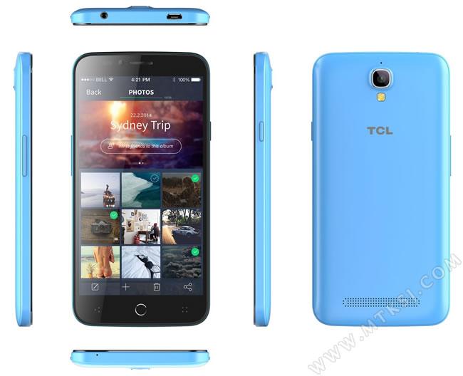 TCL ONO смартфон с 2 ГБ RAM по низкойцене