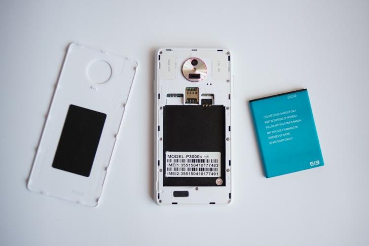 Обзор Elephone P3000S — старый новый друг