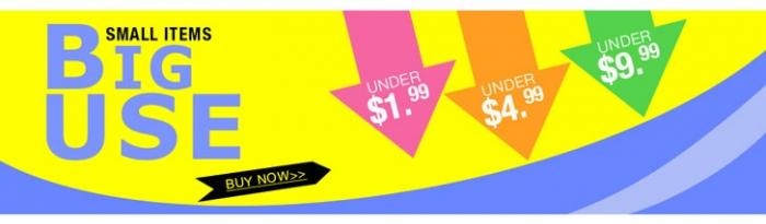 Купоны и информация об акциях от TinyDeal