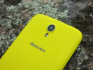 Лимонный Blackview Zeta