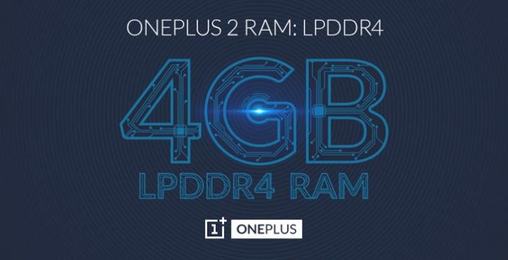 Oneplus 2 получит 4 ГБ RAM