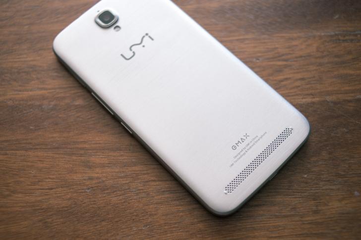 Обзор UMI eMAX. Сбалансированный смартфон