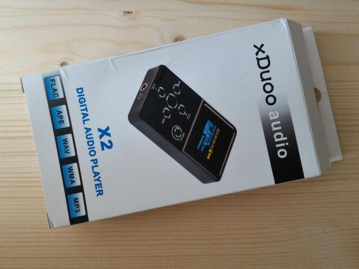 xDuoo X2 - новая легенда среди Hi-Fi аудиоплееров