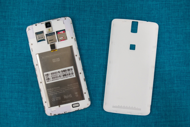Обзор Elephone P8000. Все при нем