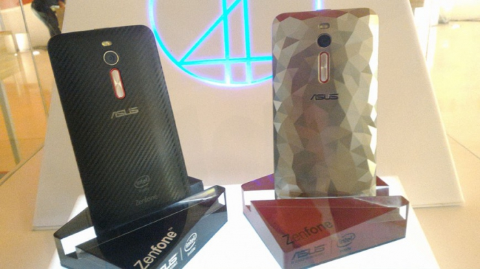 Asus Zenfone 2 c 256 ГБ встроенной памяти!