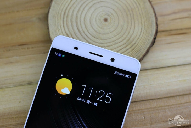 Фотообзор и детальные характеристики смартфона QIKU q Luna