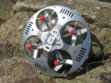 Миниатюрное НЛО - квадрокоптер Cheerson CX-31