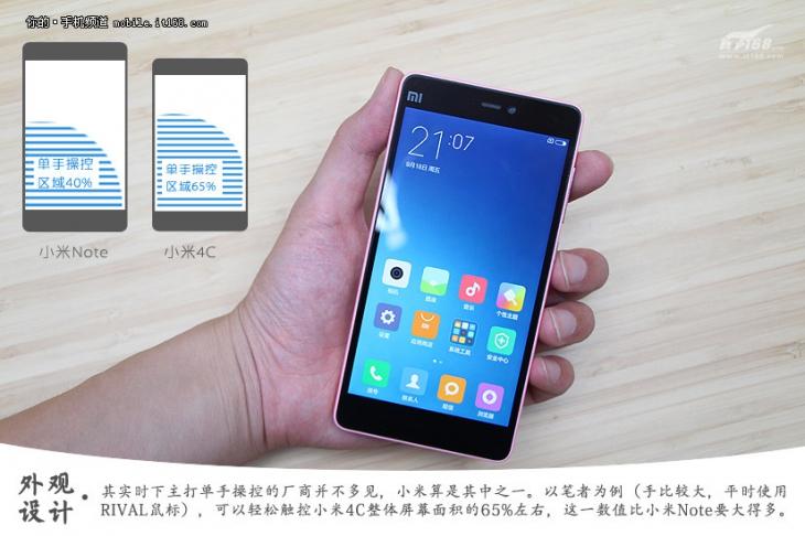 Фотообзор Xiaomi MI4C