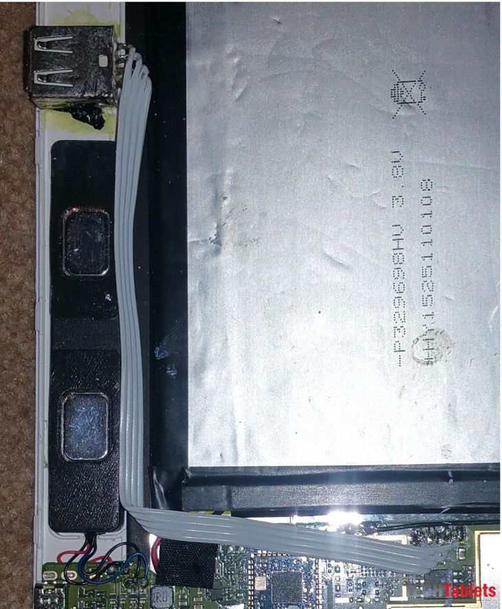 Модификация Teclast X98 Pro с полноразмерным USB на борту