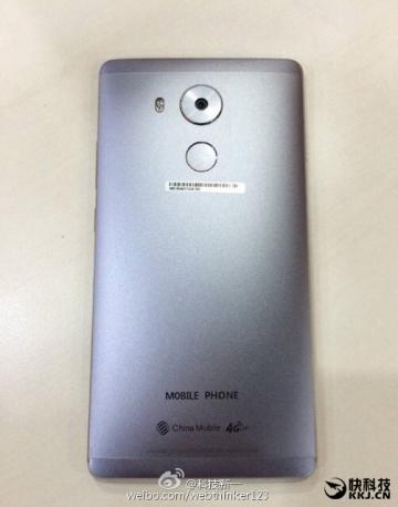 Huawei Mate 8 по себестоимости дороже, чем iPhone 6S